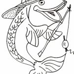 Printable Fish Coloring Pages Online   735305