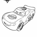 Printable Lightning McQueen Coloring Pages   952213