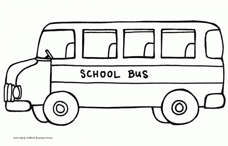 Get This Printable School Bus Coloring Pages 7ao0b !