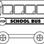 Printable School Bus Coloring Pages Online   vu6h16