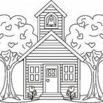 Printable School Coloring Pages Online   vu6h23