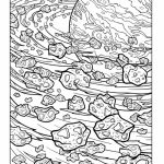 Printable Trippy Coloring Pages for Grown Ups   YAB7Q