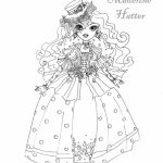 Royal Rebels Ever After High Girl Coloring Pages Printable   PAZ22