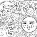 Space Coloring Pages for Adults   RKL91