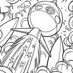 Space Coloring Pages Free Printable   jcaj18