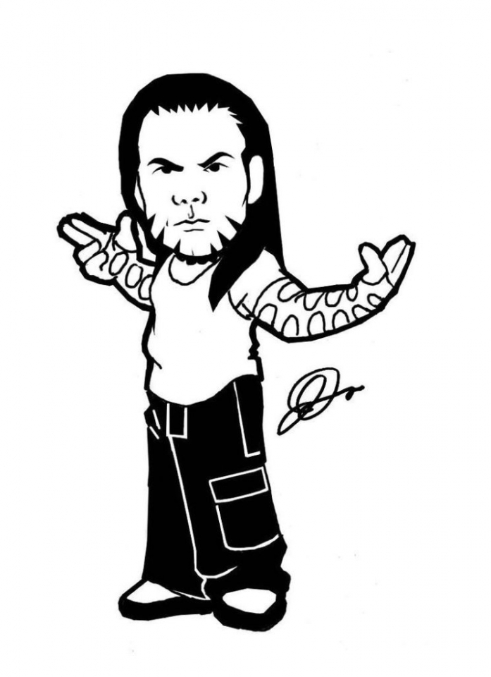Get this free jeff hardy coloring sheets yfbe9 for Jeff hardy coloring pages