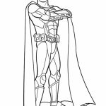 Free Printable Batman Coloring Pages DC Superhero   TBW94