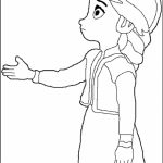 Free Printable Queen Elsa Coloring Pages Disney Frozen   5CBE0