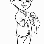 Boss Baby Coloring Pages Free to Print - 99231