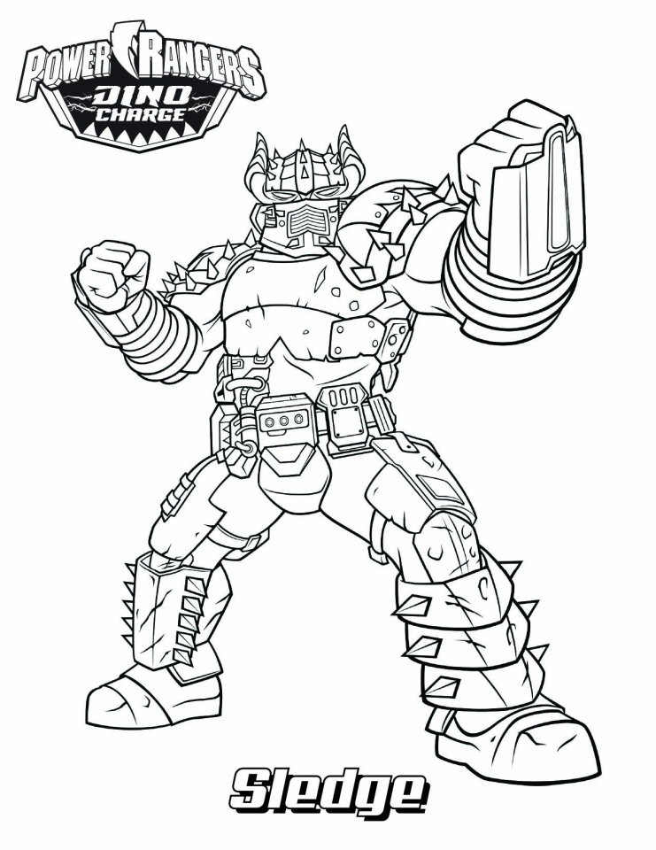 Power Rangers Coloring Sheet Power Rangers Coloring Pages