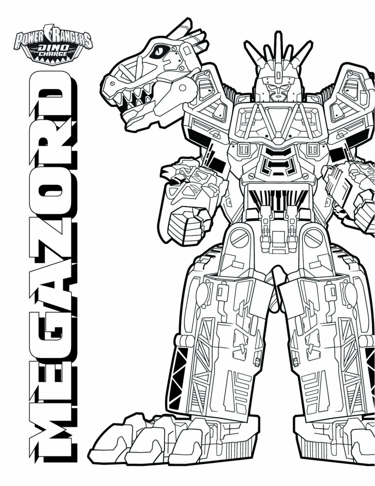 get this power ranger dino force coloring pages for kids - 89121 ! - Power Rangers Dino Coloring Pages