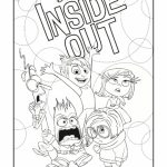 Disney Inside Out Coloring Pages Free to Print   30061
