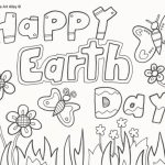 Free Earth Day Coloring Pages for Kids   83712