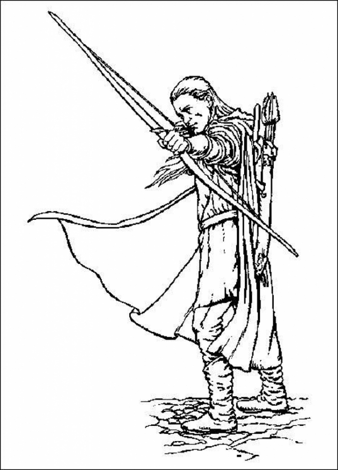 Get this free printable the hobbit coloring pages 3728 for The hobbit coloring pages