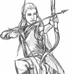 Free Printable The Hobbit Coloring Pages   67381