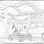 Free The Hobbit Coloring Pages Online   36178