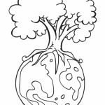 Kids Printable Earth Day Coloring Pages Free   75912