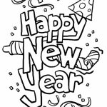 New Years Coloring Pages Free to Print   56351