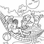 Printable Summer Coloring Pages for 5th Grade   27184