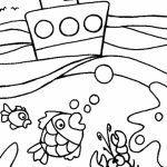 Summer Coloring Pages for First Grade   7238