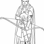 The Hobbit Coloring Pages   3289