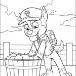 Kids Printable Paw Patrol Coloring Pages Free - 75932