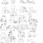 Alphabet Coloring Pages to Print for Kids   27596