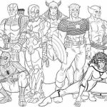 Avengers Coloring Pages to print for free   75931
