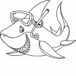 Baby Shark Coloring Pages   31672