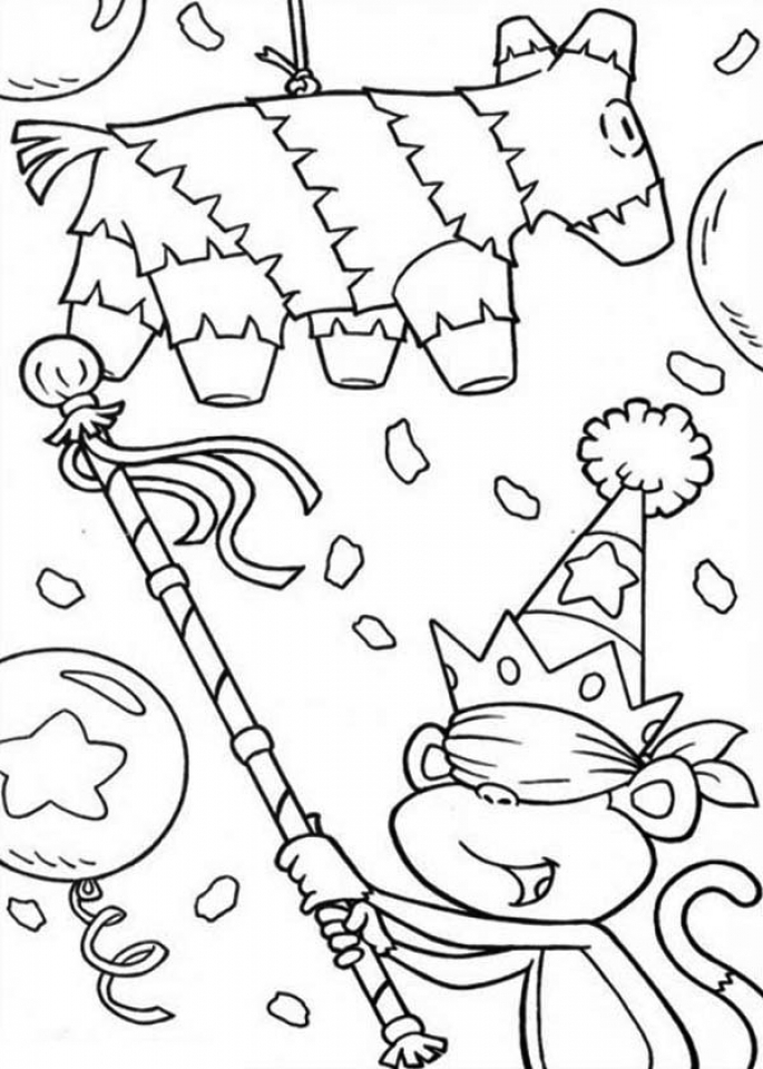 Get This Cinco De Mayo Coloring Pages Childrens Printables