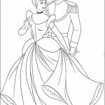 Cinderella Princess Coloring Pages for Girls   87491