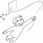 Curious George Coloring Pages for Kids   95417
