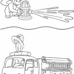Curious George Coloring Pages to Print   79572