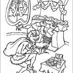 Dr Seuss Coloring Pages Free Printable   31377