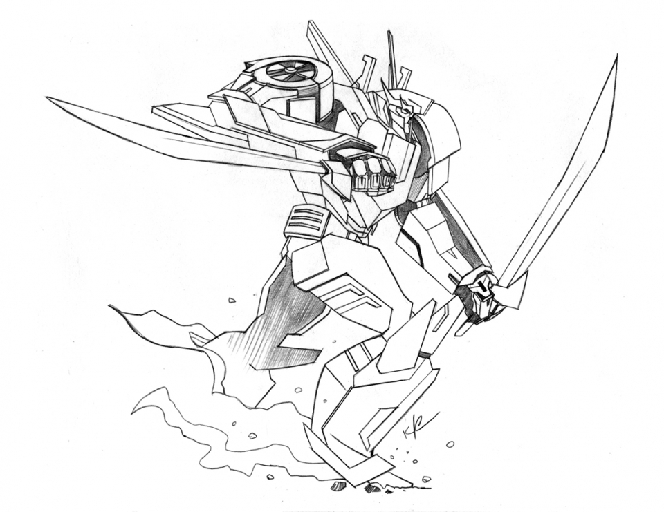 Epic Transformers Coloring Pages for Teenage Boys   76841