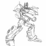 Free Boys Coloring Pages of Transformers Robot   98214