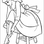 Free Cinderella Coloring Pages   67194