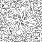 Free Difficult Coloring Pages   5023