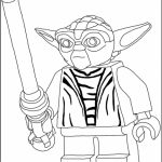 Free Lego Star Wars Coloring Pages   16639