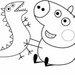 Free Peppa Pig Coloring Pages   56949