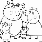 Free Peppa Pig Coloring Pages to Print   83895