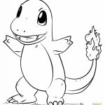 Free Pokemon Coloring Page to Print   33604