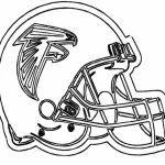 Free Printable Football Helmet NFL Coloring Pages   73619