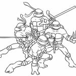 Free Teenage Mutant Ninja Turtles Coloring Pages to Print   36823