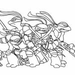 Free Teenage Mutant Ninja Turtles Coloring Pages to Print   48166