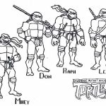 Free Teenage Mutant Ninja Turtles Coloring Pages to Print   61795
