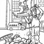 Free Teenage Mutant Ninja Turtles Coloring Pages to Print   87833