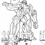 Free Transformers Coloring Pages to Print Out   72356
