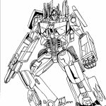 Free Transformers Printables to Color for Kids   65731