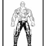 Guardians of the Galaxy All Characters Coloring Pages to Print   45701